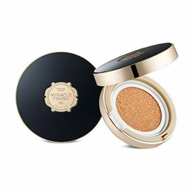 The Face Shop Miracle Finish BB Power Perfection Cushion SPF50+ PA+++ (V203 Natural Beige)