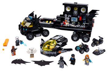 La base mobile de Batman™