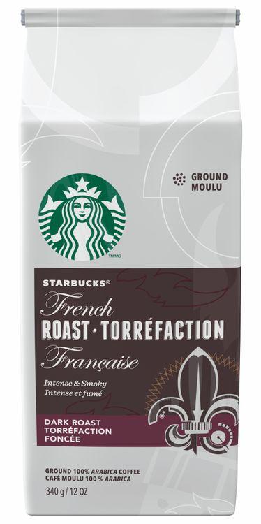 Starbucks French Roast - Ground (340g)