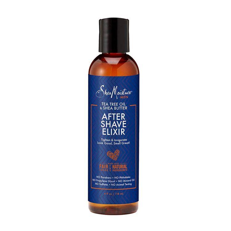 SheaMoisture Tea Tree Oil & Shea Butter After Shave Elixir
