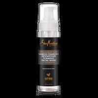 SheaMoisture African Black Soap Bamboo Charcoal Detoxifying Foaming Facial Wash
