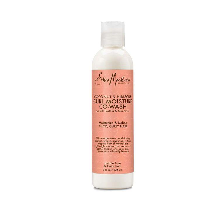SheaMoisture Coconut & Hibiscus Curl Moisture Co-Wash