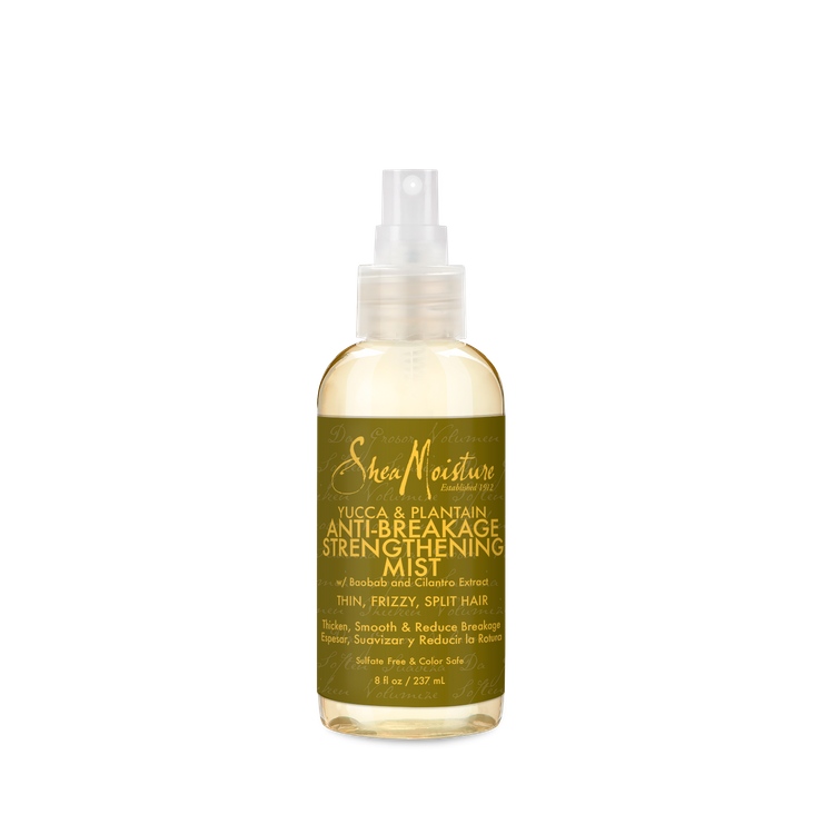 SheaMoisture Yucca & Plantain Anti-Breakage Frizz-Free Shine Mist