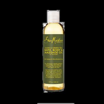 SheaMoisture Olive & Green Tea Bath, Body & Massage Oil