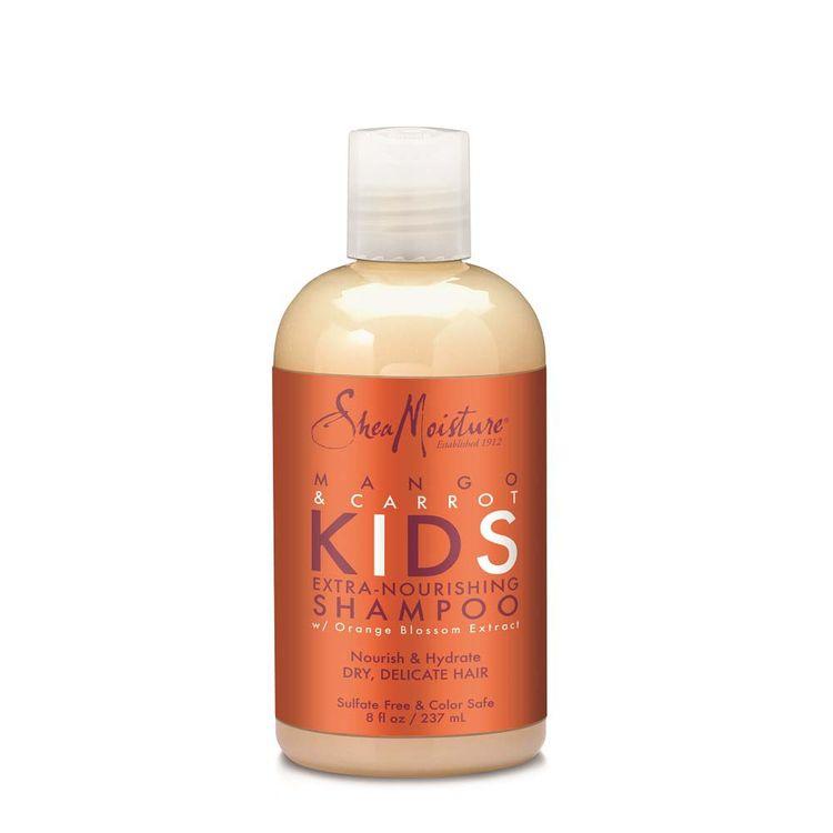 SheaMoisture Mango & Carrot Kids Extra-Nourishing Shampoo