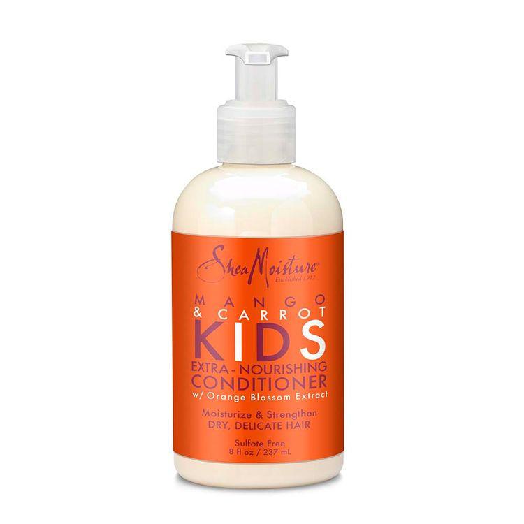 SheaMoisture Mango & Carrot Kids Extra-Nourishing Conditioner