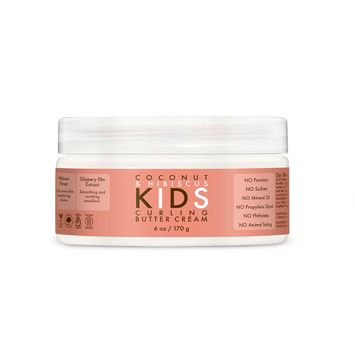 SheaMoisture Coconut & Hibiscus Kids Curling Butter Cream