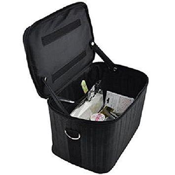 BF New Professional UV Gel Nail Art Set & Beauty Makeup Outdoor Beautician Bag Case #288J