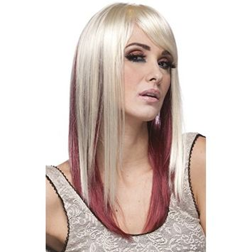 Sepia Costume Jewel Synthetic Wig - F4.27