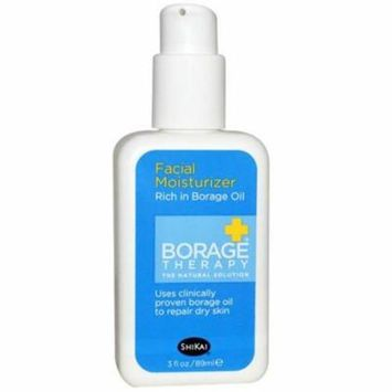 Shikai Products HG1218742 2 fl oz Borage Dry Skin Therapy Facial 24 Hour Repair Cream