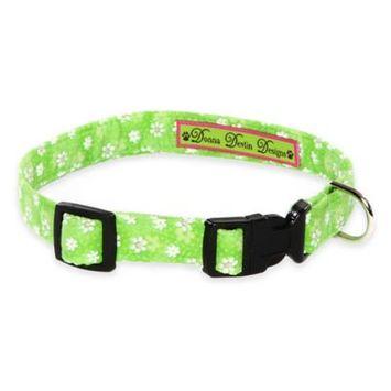 Donna Devlin Designs Daisy Do Adjustable Dog Collars