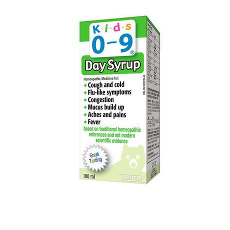Kids 0-9 Day Syrup