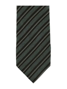 Vince Camuto Mens Passione Stripe Self-tied Bow Tie 609 One Size