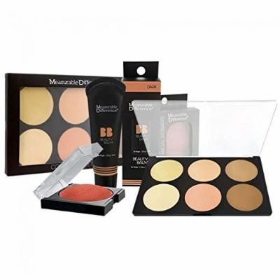 Measurable Difference 3-Piece Skin-Luminizing Makeup Kit - Dark
