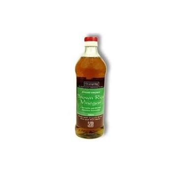 Clearspring Organic Brown Rice Vinegar 500ml - CLS-CS603 by Clearspring