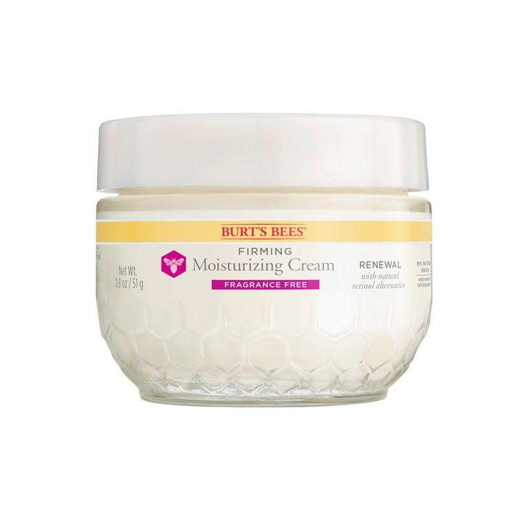Burt's Bees Renewal Fragrance-Free Firming Moisturizing Cream