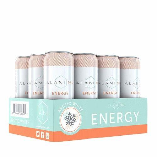Alani Nu Energy - Arctic White