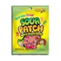 Sour Patch Kids Sweet and Sour Gummy Candy (Original, 16 Ounce Bag, Pack of 20)