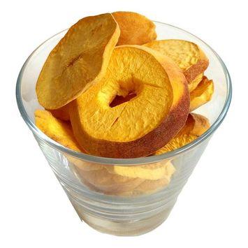 Freeze-Dried Peaches Pack 2 Natural Organic Peaches