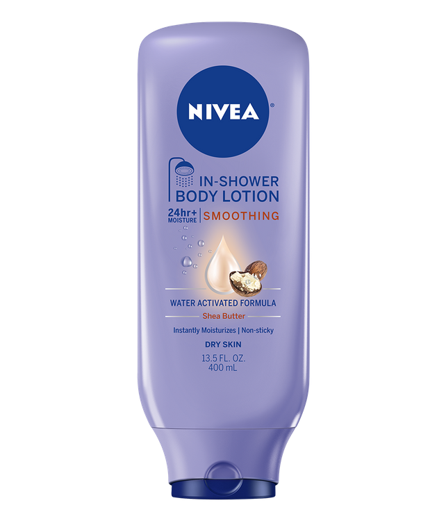 NIVEA Smoothing In-Shower Body Lotion