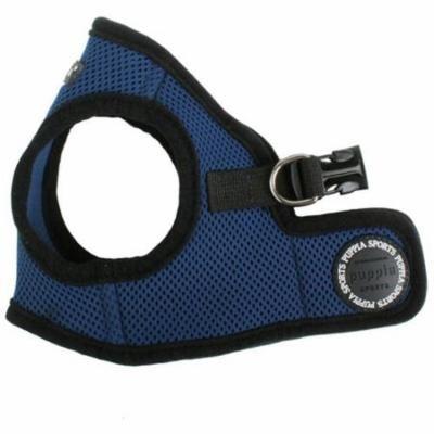 117442 Harness, Soft B Vest Royal Blue, S