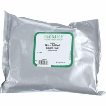 Frontier Herb Ground Ginger Root ( 1X1Lb)