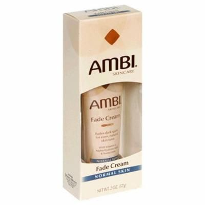 2 Pack - Ambi Fade Cream for Normal Skin, 2 oz Each
