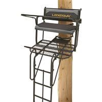 Rivers Edge Lockdown 21 2-Man Ladder Tree Stand