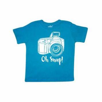 Camera Oh Snap Toddler T-Shirt