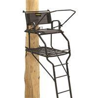 Rivers Edge Lockdown Wide 18 1-Man Ladder Tree Stand