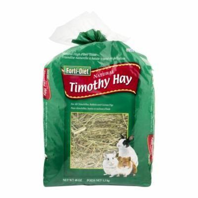 Forti-Diet Natural Timothy Hay, 48 oz.