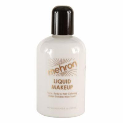 Mehron Liquid Face Paints - Day Glow Blue GLBL (4.5 oz)