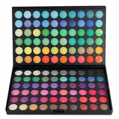 Pure Vie Professional 120 Colors EyeShadow Palette Makeup Contouring Kit #1 - Perfect for Professional as well as Personal Use