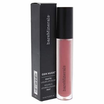 Bareminerals Gen Nude Matte Liquid Lipcolor - Juju, 0.13 Oz