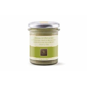 Vincente Sicilian Cream of Pistachio Nut Spread, 7.05 Ounce