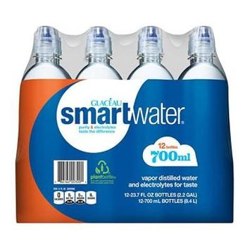 Glaceau SmartWater Water with Sports Cap