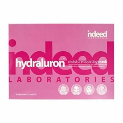 Hydraluron moisture boosting masks by Indeed Laboratories