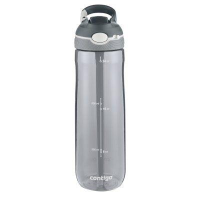 Contigo Ashland Straw Water Bottle with AUTOSPOUT® Lid, 24oz