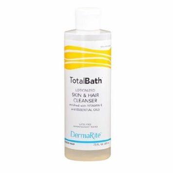 Body Wash DermaRite - Item Number 0028CS - 7.5 oz - 48 Each / Case