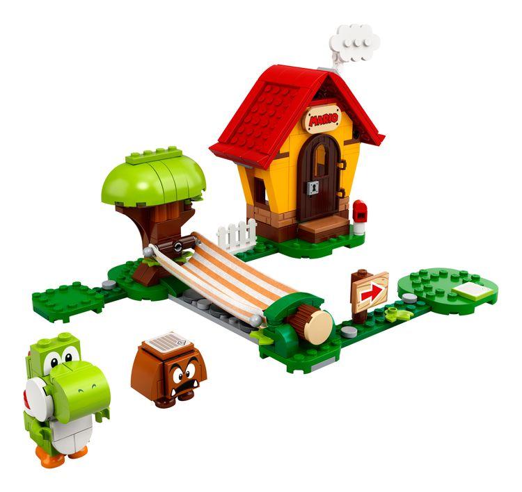 LEGO® Mario's House & Yoshi Expansion Set