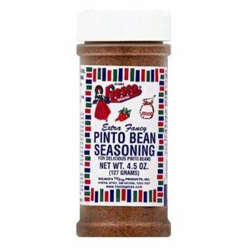 Fiesta Extra Fancy Pinto Bean Seasoning, 4.5 OZ (Pack of 6)