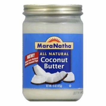 Maranatha Coconut Butter, 15 OZ (Pack of 6)