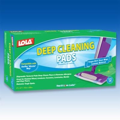 Lola Deep Cleaning Pads - 24 count