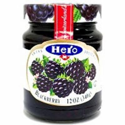 Hero Blackberry Preserve, 12oz