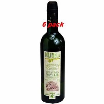 Columela Extra Virgin Olive Oil, CASE (6 x 17 oz (500 ml))