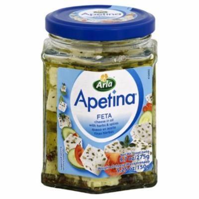 Danish Feta In Oil and Spices (Apetina) 9.7 oz (275g)