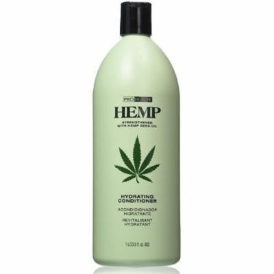 Hemp Hydrating Conditioner 33.80 oz (Pack of 2)