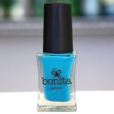 Bonita Salon Nail Polish - Blue Steel, 0.5 oz (15 ml)