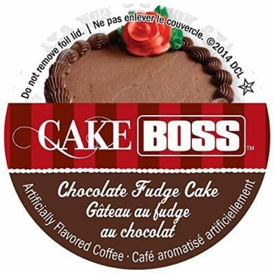 Cake Boss Chocolate Fudge Cake Portion Packs 24Ct 2.0 compatible
