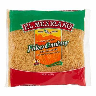 El Mexicano Thin Vermicelli Pasta, 7 oz
